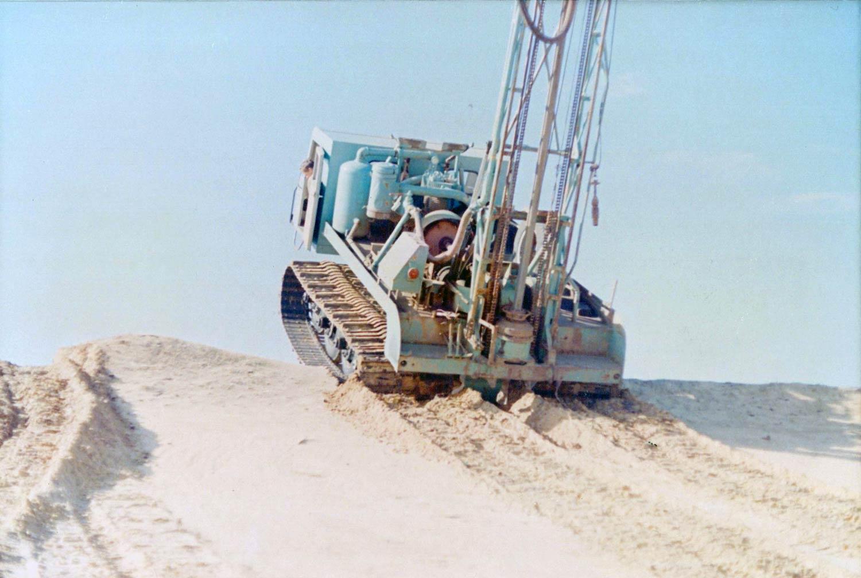 O.M.E.T Machine in the Simpson Desert