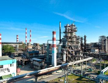 Industrial Spills