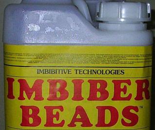 IMBIBER BEADS® Sand/Bead Blend - #IMBS5050